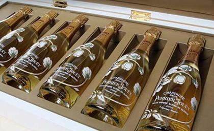 Perrier Jouet: champán con estilo