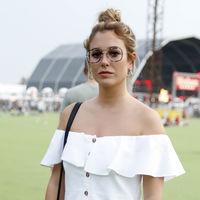 Blanca Suárez luce el vestido de Zara perfecto para ir de festival