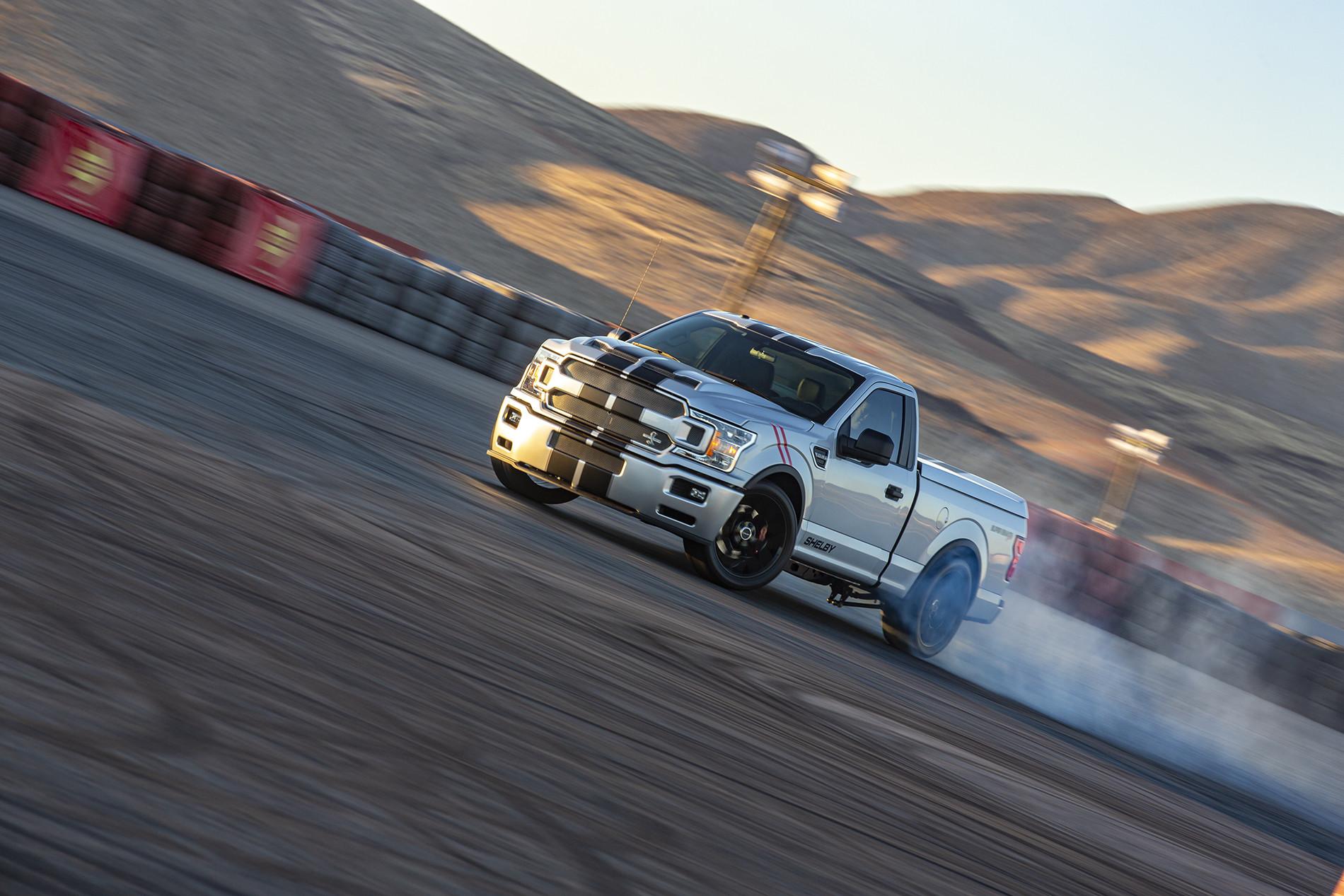 Foto de Shelby F-150 Super Snake Sport 2020 (8/31)