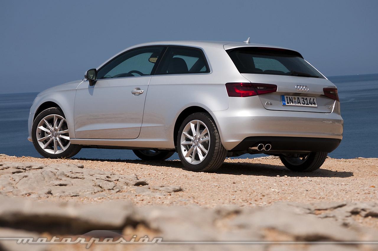 Foto de Audi A3 presentación (21/39)