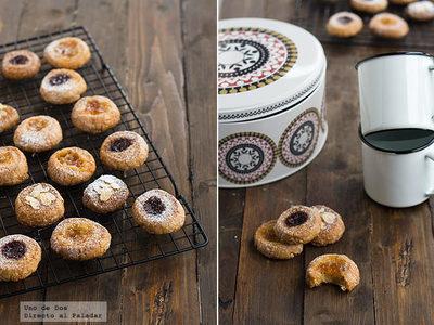 Receta de galletas italianas