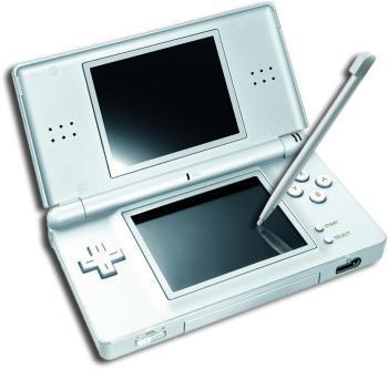 Posible rediseño de la Nintendo DS Lite