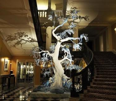El árbol de Navidad, según Dior