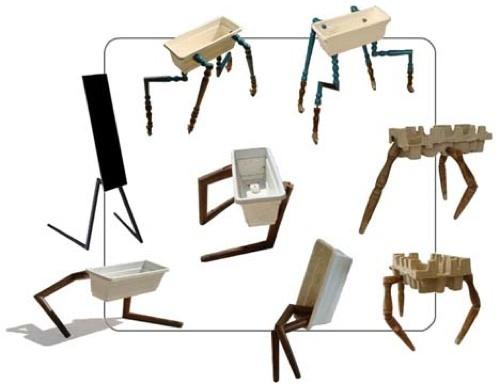 Foto de Wild tables, mesas con instinto animal (1/4)