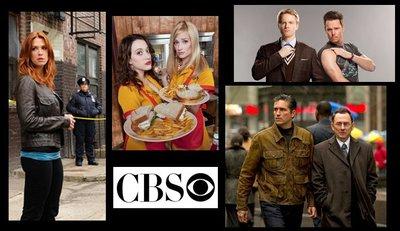 Otoño 2011: Nuevas series CBS