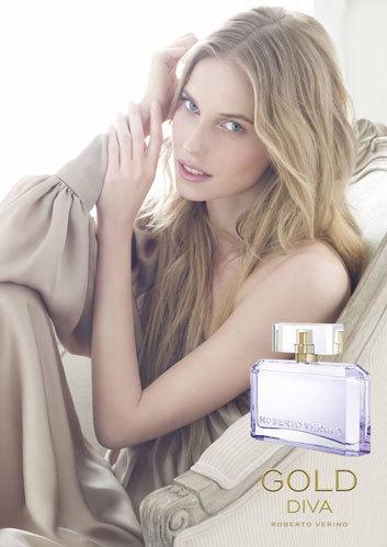 Probamos Gold Diva, nueva Eau de Parfum de Roberto Verino. ¡Hágase la luz!