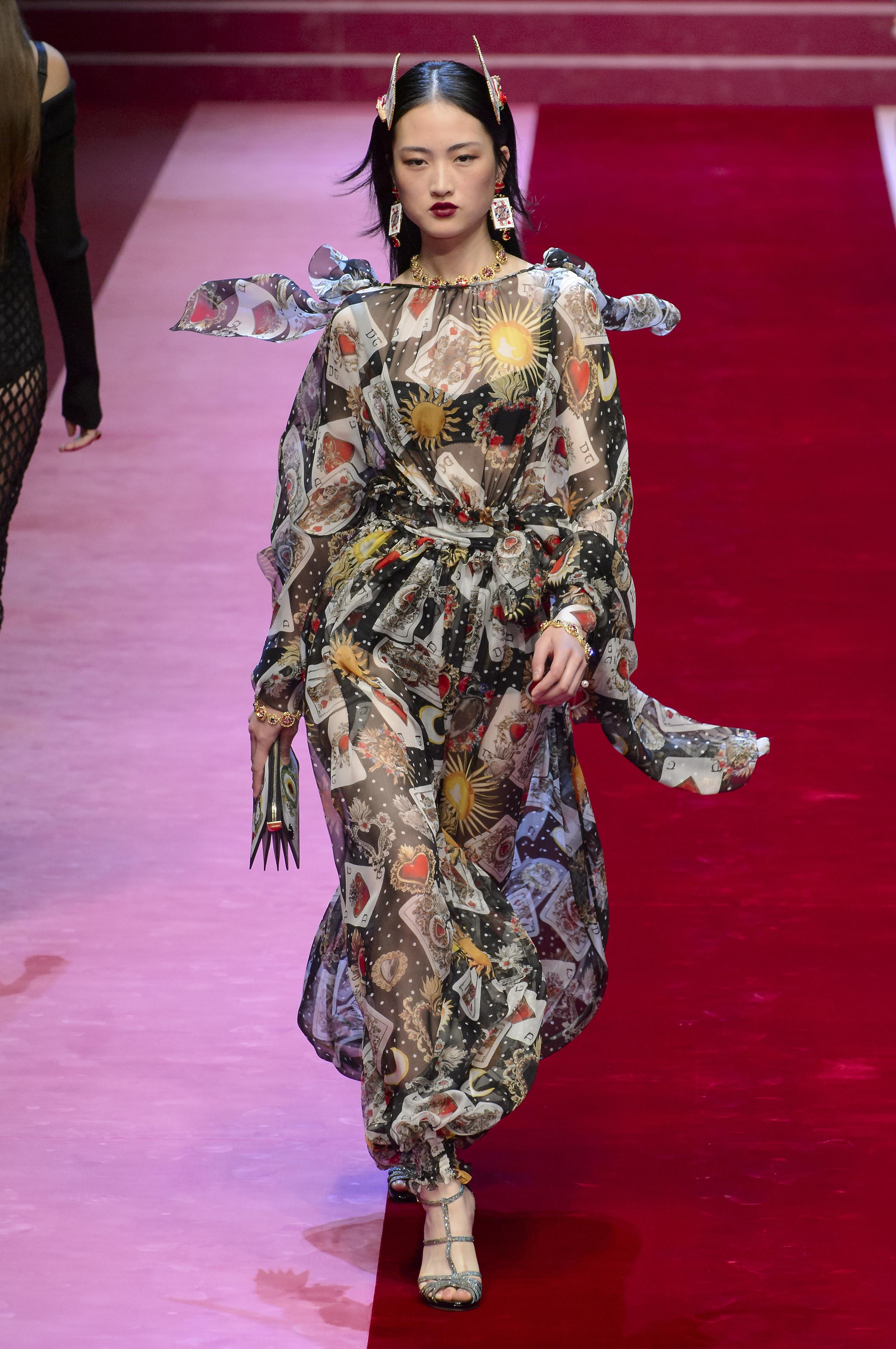 Foto de Dolce&Gabbana Primavera/Verano 2018 (57/106)