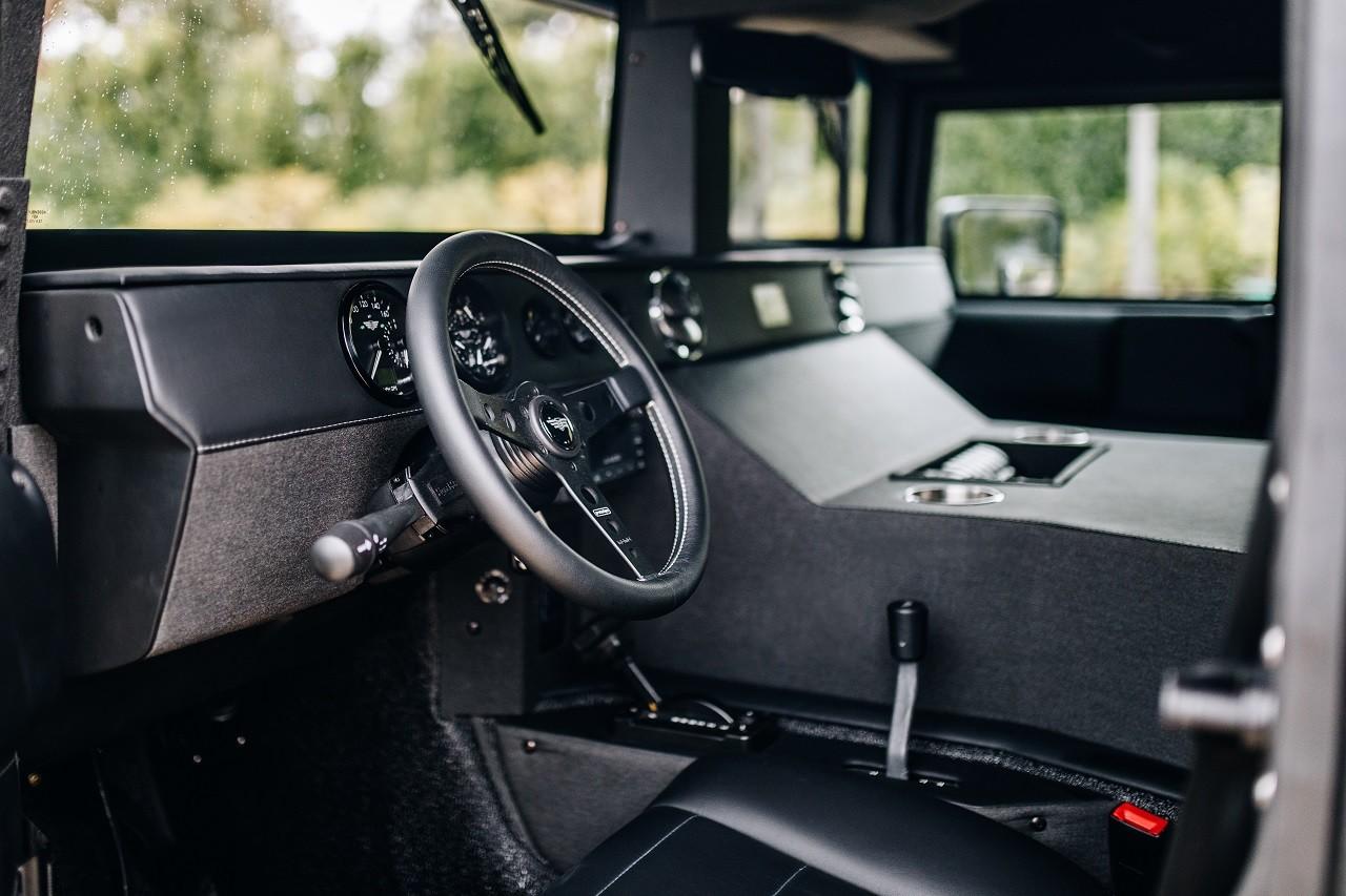 Hummer H1 #006 por Mil-Spec