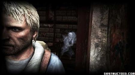 'Cursed Mountain', para Wii. Reto conseguido, da muy mal rollo