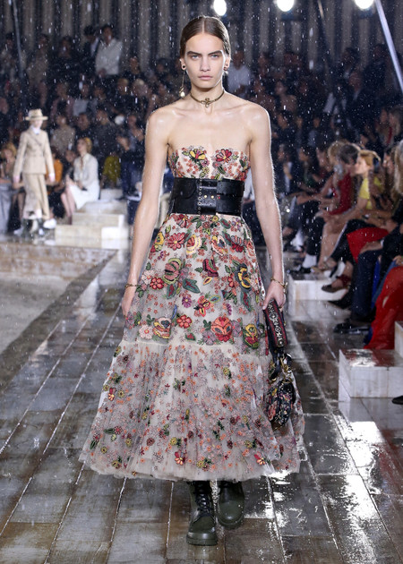 Dior Cruise 2019 Look 6