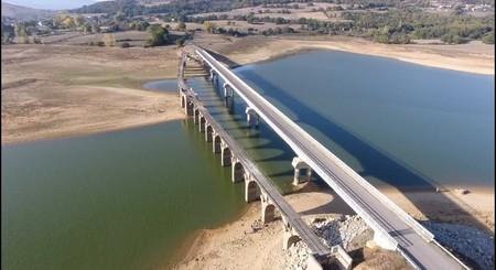 Embalse Del Ebro 13 De Octubre De 2017