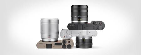 Leica TL, una actualización de su sistema T con pocos cambios