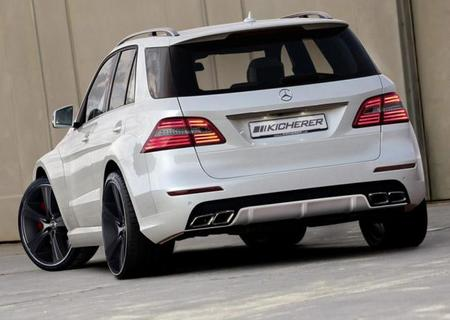 Mercedes-Benz ML Impact por Kicherer