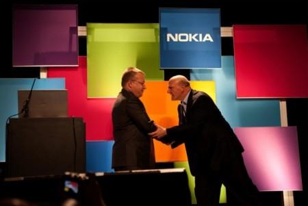 Microsoft y Nokia ya están juntos