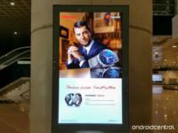 El nuevo Huawei Watch es revelado de improviso por un anuncio del Aeropuerto de El Prat