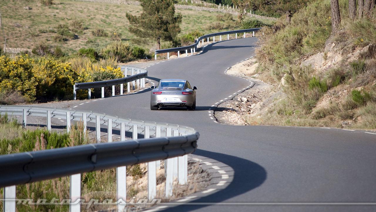 Foto de Porsche 911 Carrera S (prueba) (13/54)