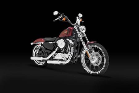 Harley Davidson XL1200V Sportster Seventy-Two, ahora en vídeo