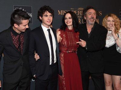 Taquilla española   Tim Burton vuelve a la senda del éxito con Miss Peregrine
