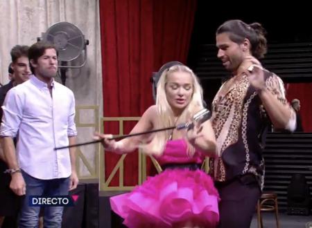 Secret Story en directo: el triángulo amoroso entre Emmy, Cristina Porta y Luca Onestini y el guasoneo de Canales Rivera y Cynthia Martínez