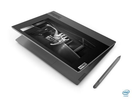 Lenovo ThinkBook Plus: el nuevo portátil de Lenovo llega con una pantalla de tinta electrónica de 10,8 pulgadas en la tapa