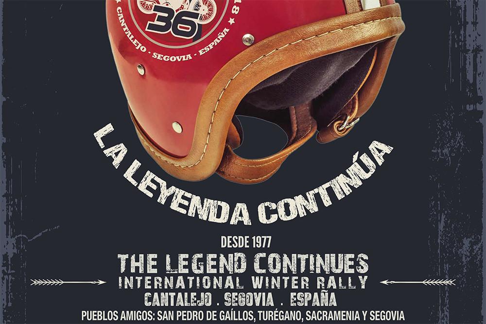 La Leyenda Continua 03