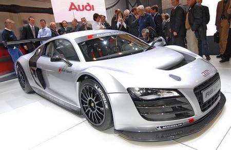 Audi R8 LMS, el R8 de competición