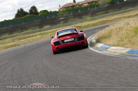 Audi R8 V10 S-Tronic