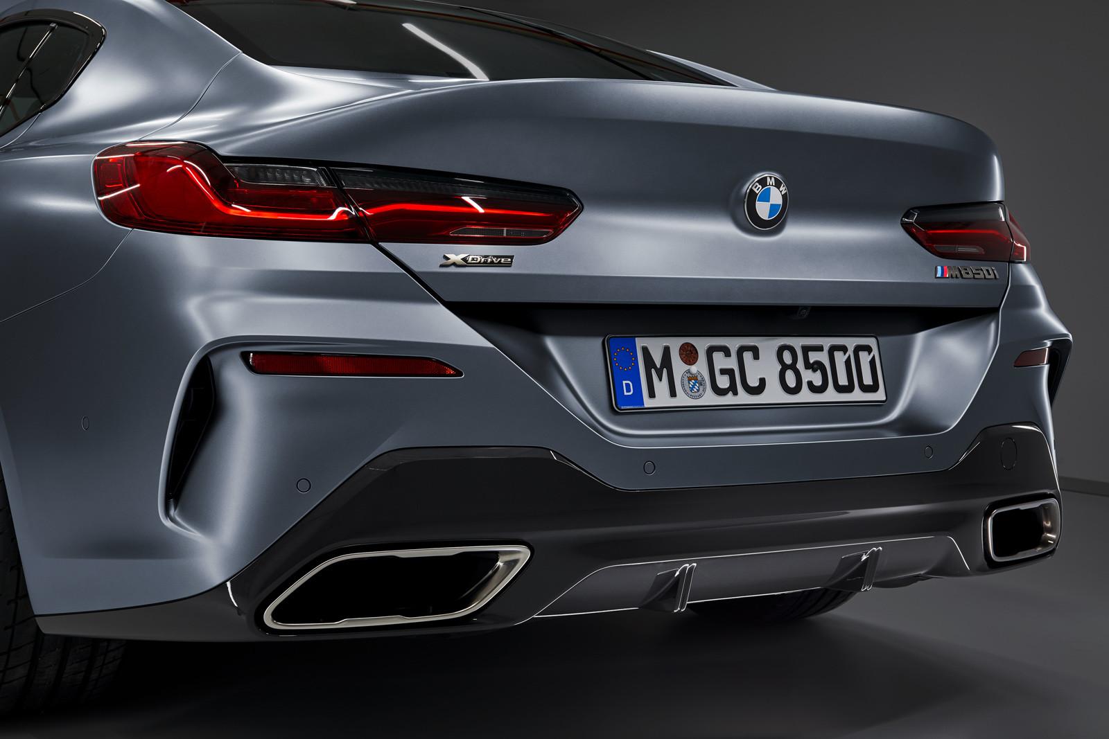 Foto de BMW Serie 8 Gran Coupé (presentación) (33/159)