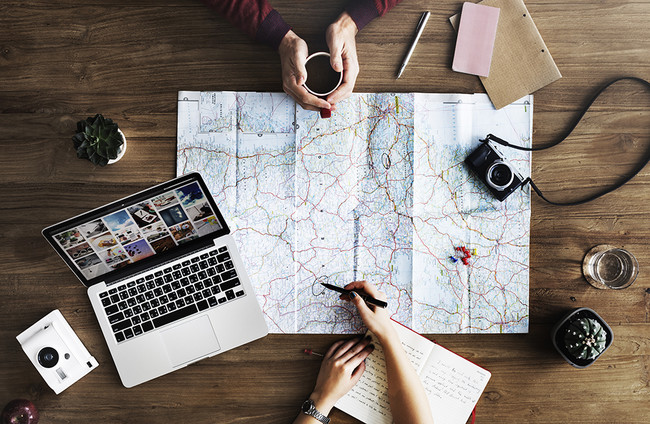 Consejos Organizar Equipo Cuando Viajas 01