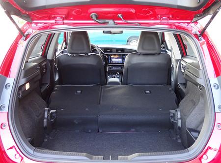Prueba Toyota Auris Hybrid 2016 Maletero