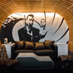 Foto 1 de 10 de la galería la-suite-007-del-hotel-seven-en-paris en Decoesfera