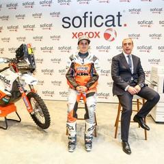 Foto 9 de 18 de la galería laia-sanz-vuelve-al-dakar en Motorpasion Moto