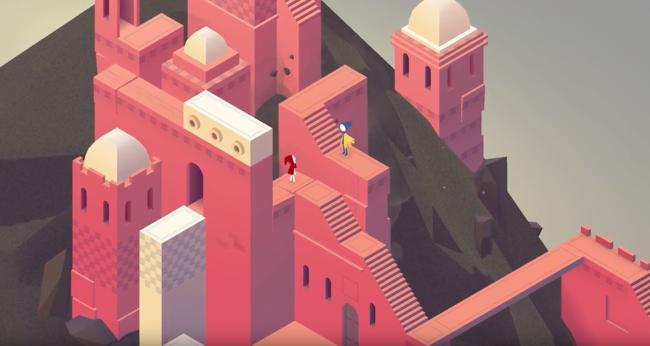 El popular juego para iOS 'Monument Valley' será una película