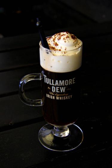 Conoce la historia detrás del café irlandés