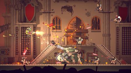 Anunciado Warhammer 40.000: Shottas, Blood & Teef, los Orkos protagonizarán este cómico run & gun de lo más sanguinario
