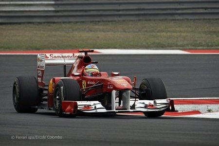 GP de China F1 2011: Fernando Alonso agoniza en una carrera bastante mediocre