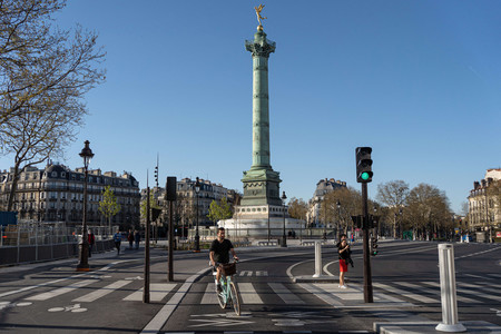 Paris Bicicleta