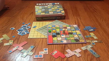 Patchwork Feature