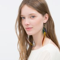 Completa tu look de fiesta con los pendientes más coloristas