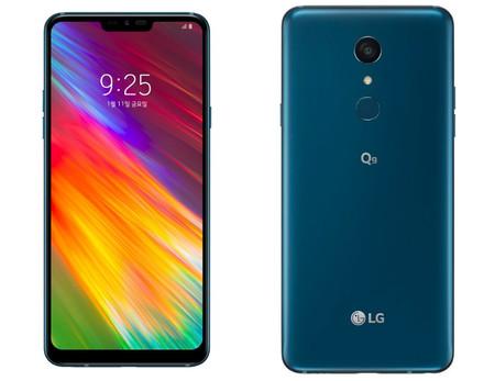 LG Q9: el más completo de la serie Q llega con pantalla QHD+, sonido mejorado y Snapdragon 821