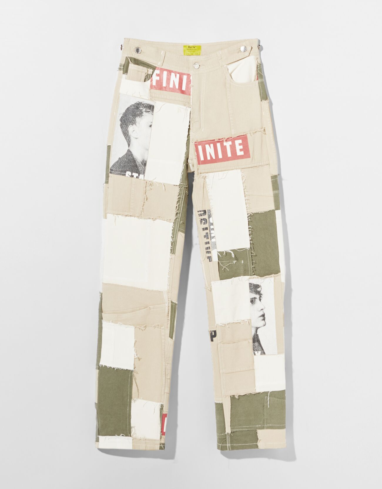 Jeans 90's Hack Denim color.