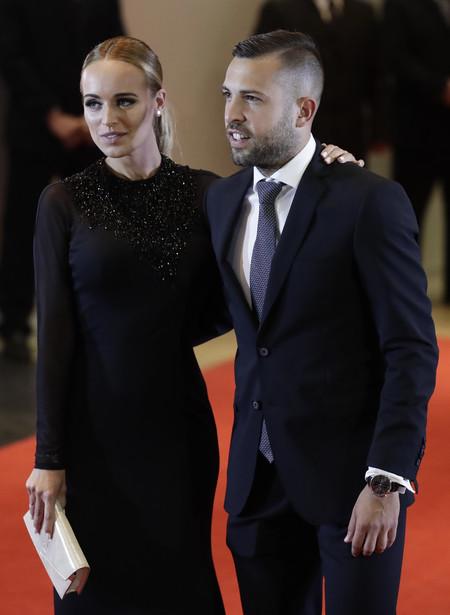 Romarey Ventura Y Jordi Alba
