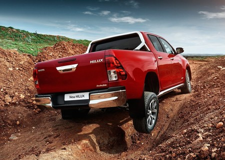 Toyota Hilux Diesel 5