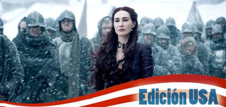 Edición USA: Algunas  fechas de otoño, el noveno capítulo de 'Juego de Tronos' más visto y Fincher se queda sin serie en HBO