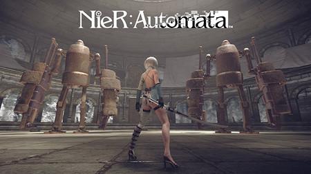 El primer DLC de NieR: Automata saldrá a la venta el 2 de mayo