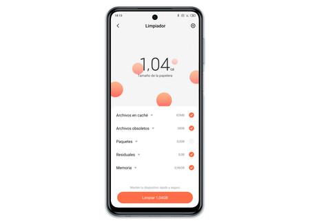 Xiaomi Redmi Note 9 Pro 04 Mantenimiento