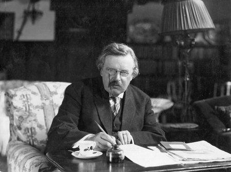 G.K. Chesterton nos enseña 'Cómo escribir relatos policíacos'
