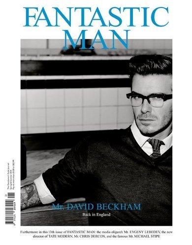 David Beckham, ese hombre tan fantástico...