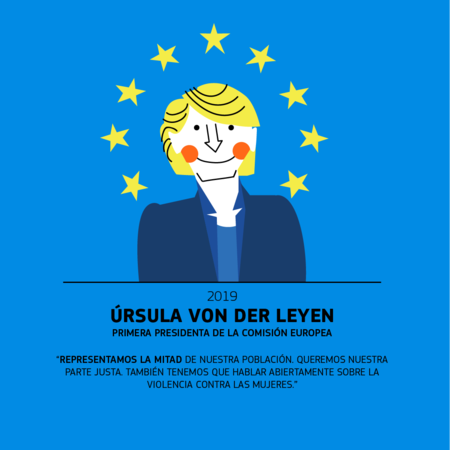 Ce Vineta 4 Mujeres En Europa