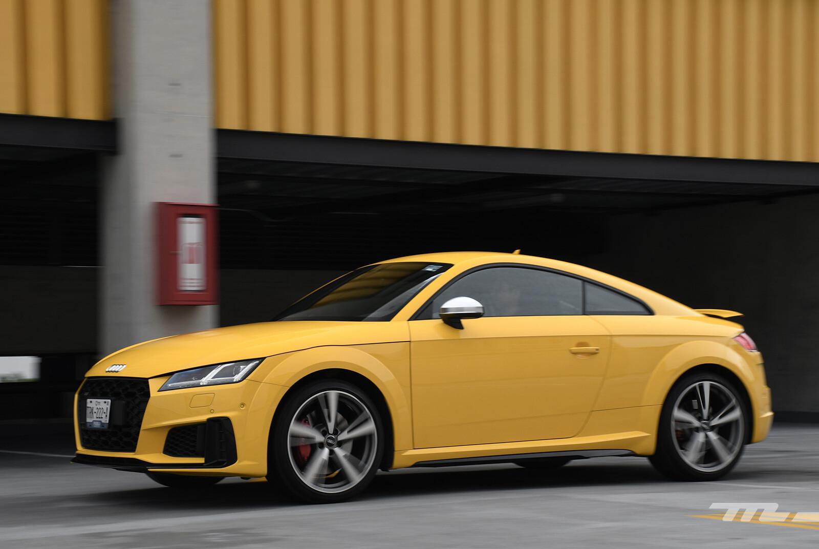 Foto de Audi TTS (prueba) (9/29)